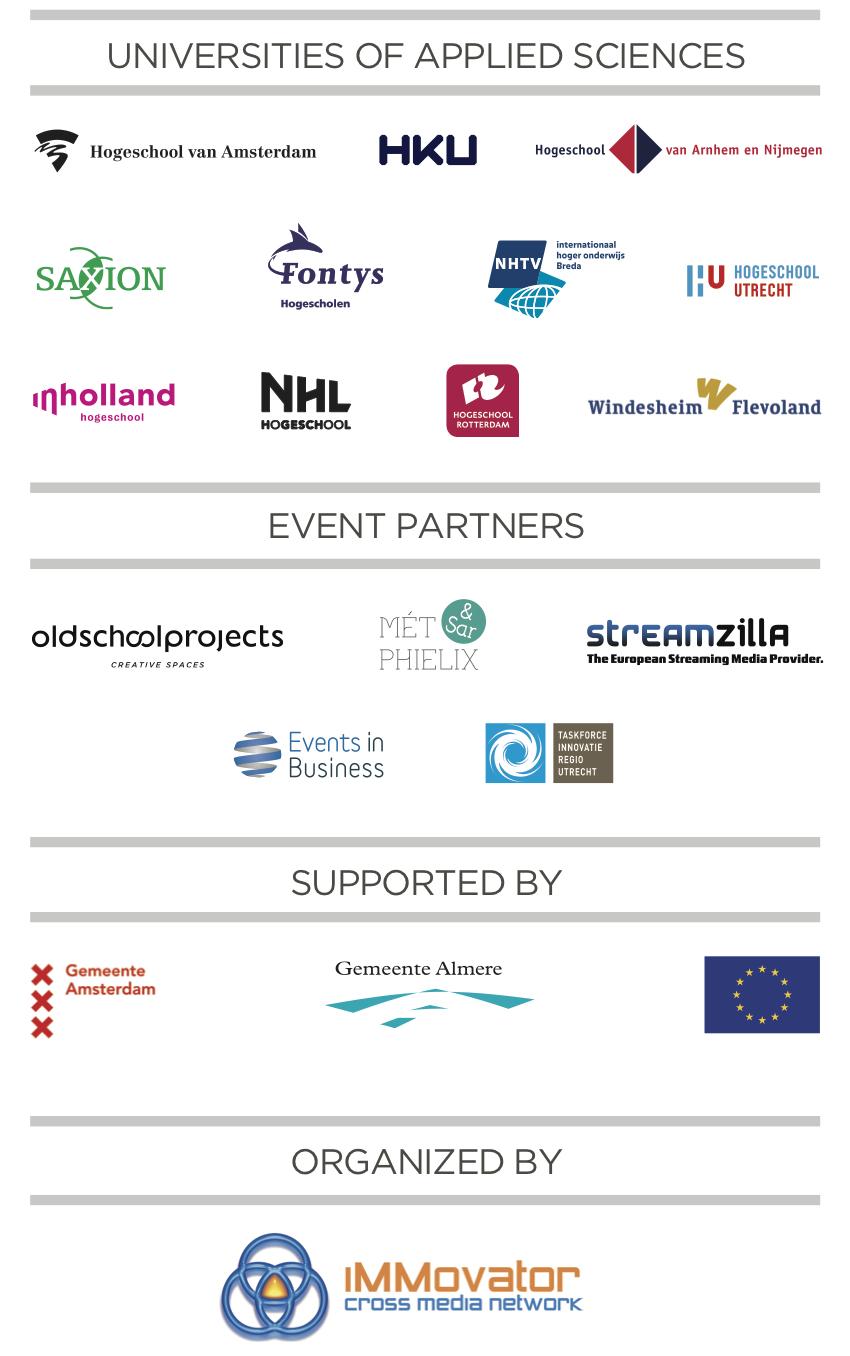MFW13 partners