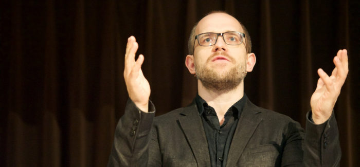 Evgeny Morozov: the power of big platforms should be questioned